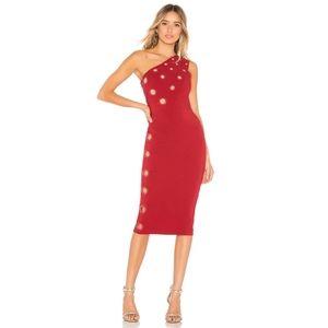 MICHAEL COSTELLO x Revolve Portia Midi Dress